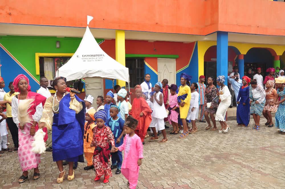 Yoruba-dance
